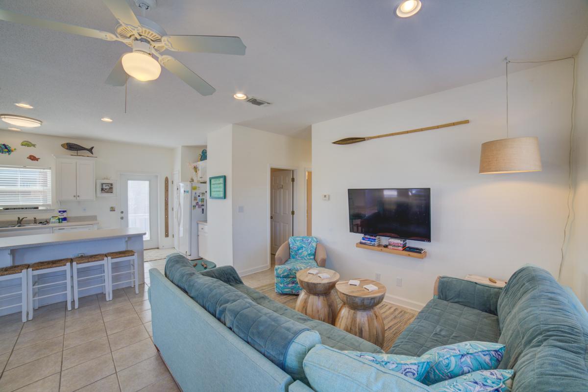 Panferio 1214 - Summer Salt House/Cottage rental in Pensacola Beach House Rentals in Pensacola Beach Florida - #16