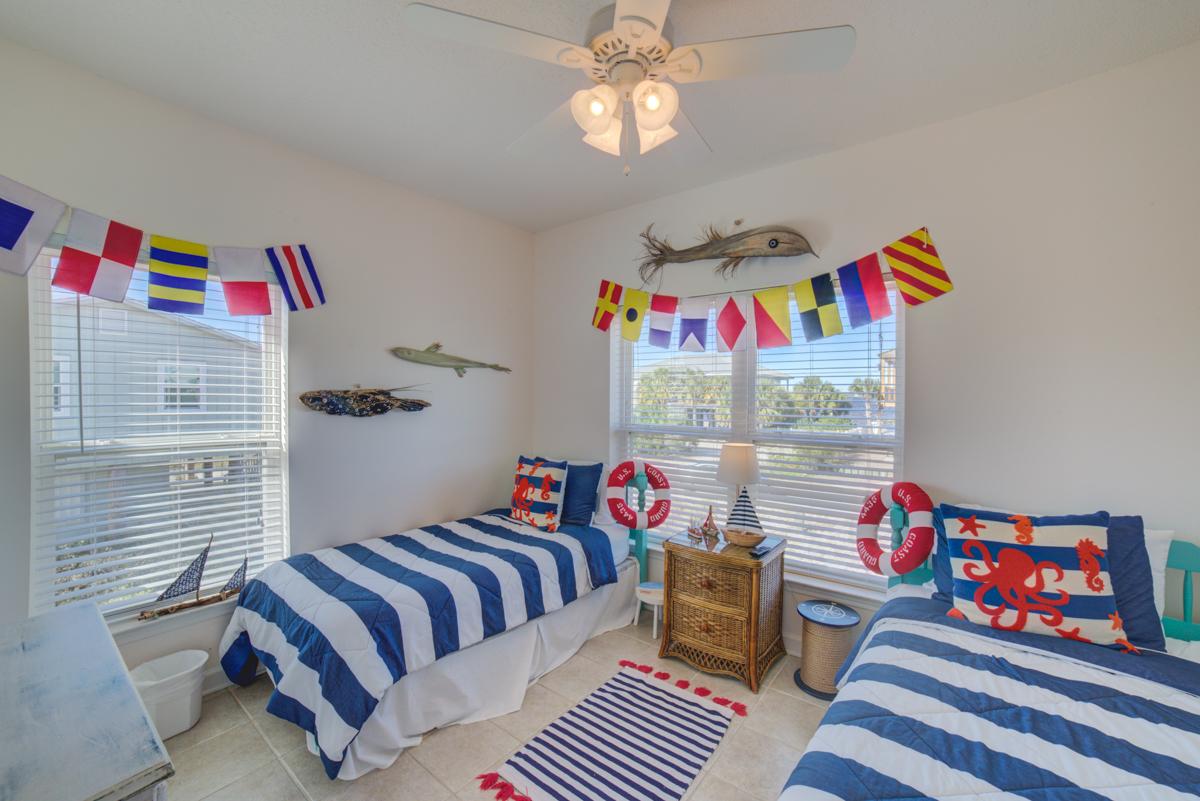 Panferio 1214 - Summer Salt House/Cottage rental in Pensacola Beach House Rentals in Pensacola Beach Florida - #25