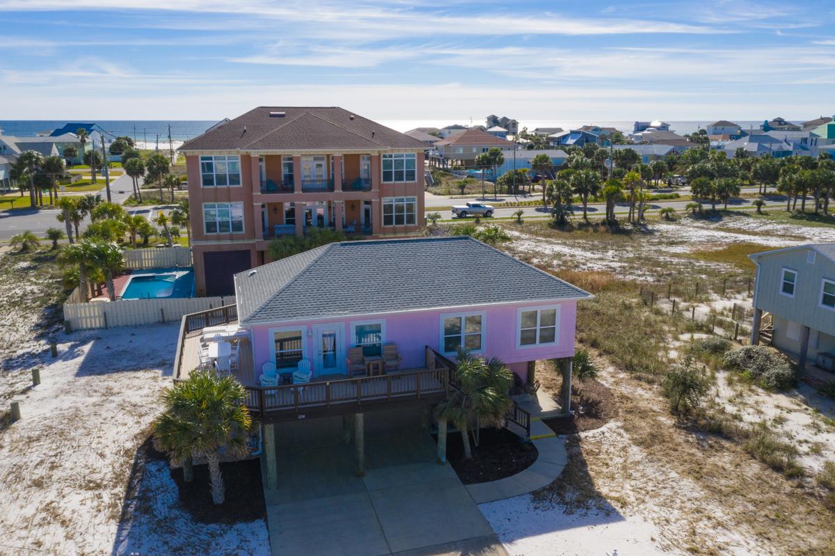 Panferio 1214 - Summer Salt House/Cottage rental in Pensacola Beach House Rentals in Pensacola Beach Florida - #40