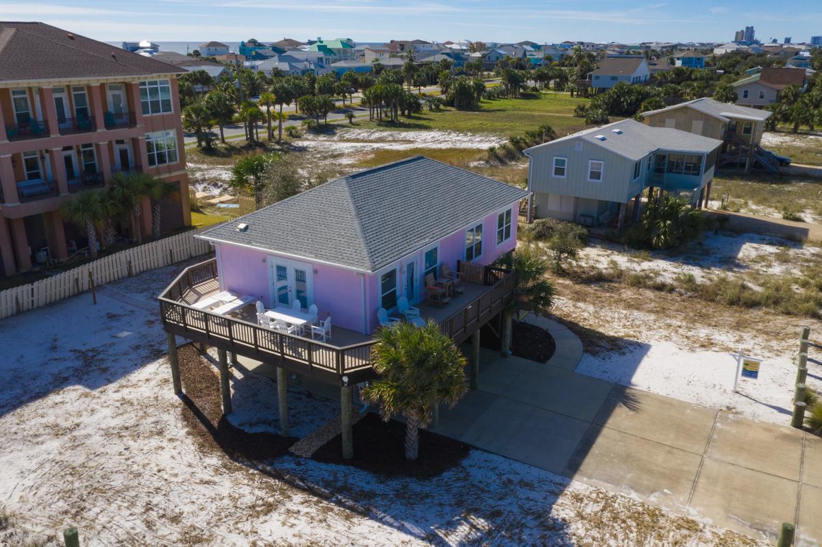 Panferio 1214 - Summer Salt House/Cottage rental in Pensacola Beach House Rentals in Pensacola Beach Florida - #41