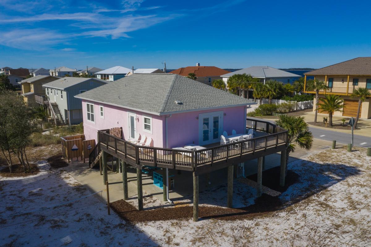 Panferio 1214 - Summer Salt House/Cottage rental in Pensacola Beach House Rentals in Pensacola Beach Florida - #44