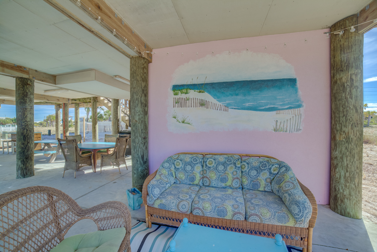 Panferio 1214 - Summer Salt House/Cottage rental in Pensacola Beach House Rentals in Pensacola Beach Florida - #49