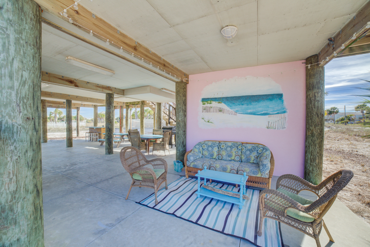 Panferio 1214 - Summer Salt House/Cottage rental in Pensacola Beach House Rentals in Pensacola Beach Florida - #50