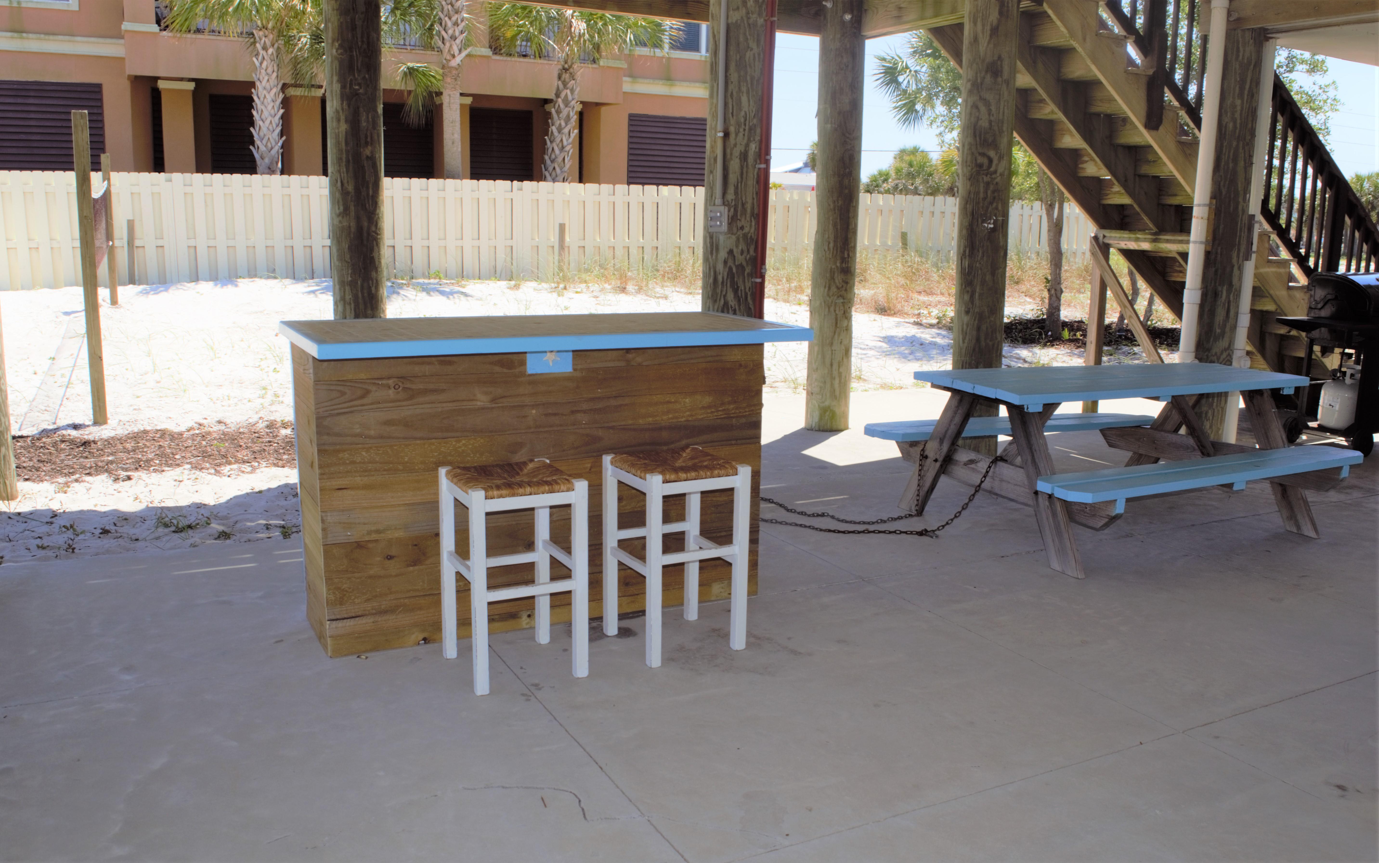 Panferio 1214 - Summer Salt House/Cottage rental in Pensacola Beach House Rentals in Pensacola Beach Florida - #55