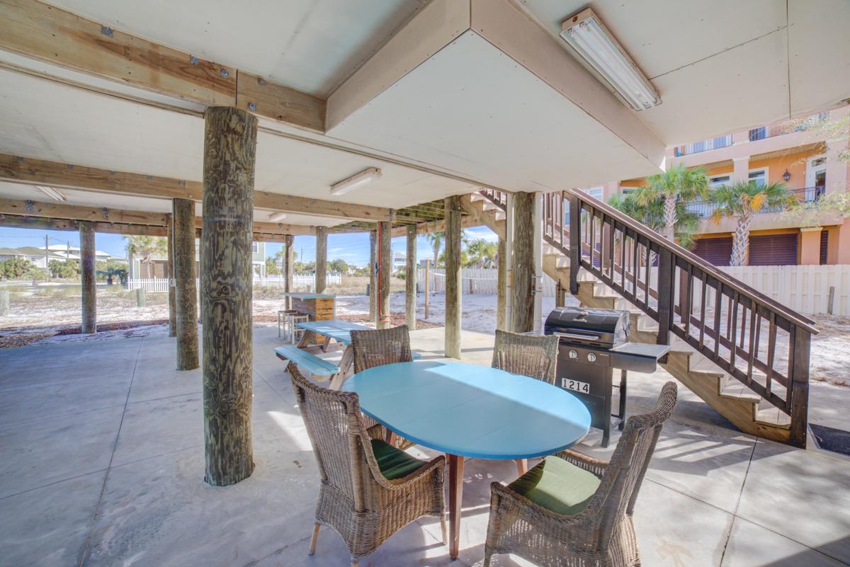 Panferio 1214 - Summer Salt House/Cottage rental in Pensacola Beach House Rentals in Pensacola Beach Florida - #57