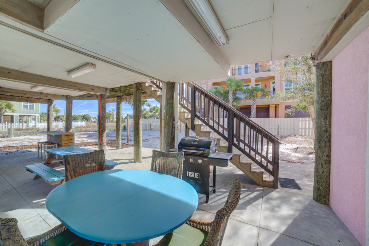 Panferio 1214 - Summer Salt House/Cottage rental in Pensacola Beach House Rentals in Pensacola Beach Florida - #58