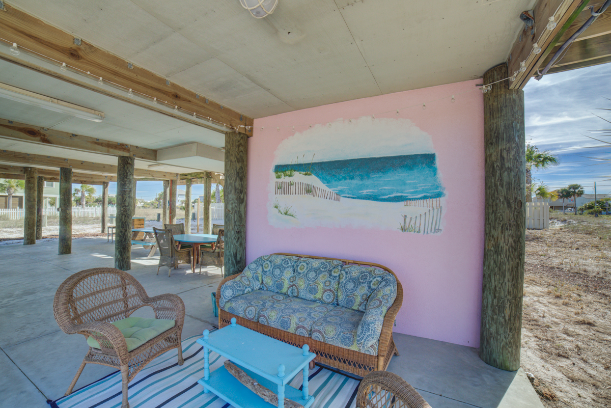 Panferio 1214 - Summer Salt House/Cottage rental in Pensacola Beach House Rentals in Pensacola Beach Florida - #60