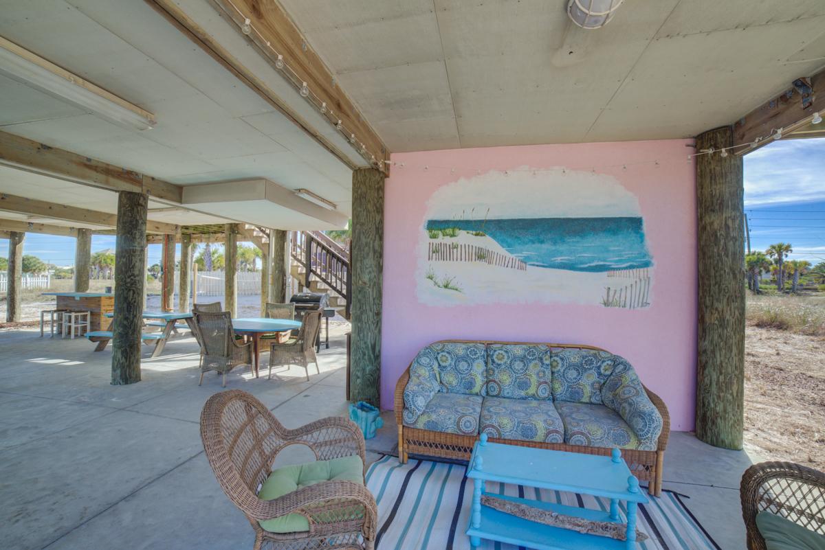 Panferio 1214 - Summer Salt House/Cottage rental in Pensacola Beach House Rentals in Pensacola Beach Florida - #61