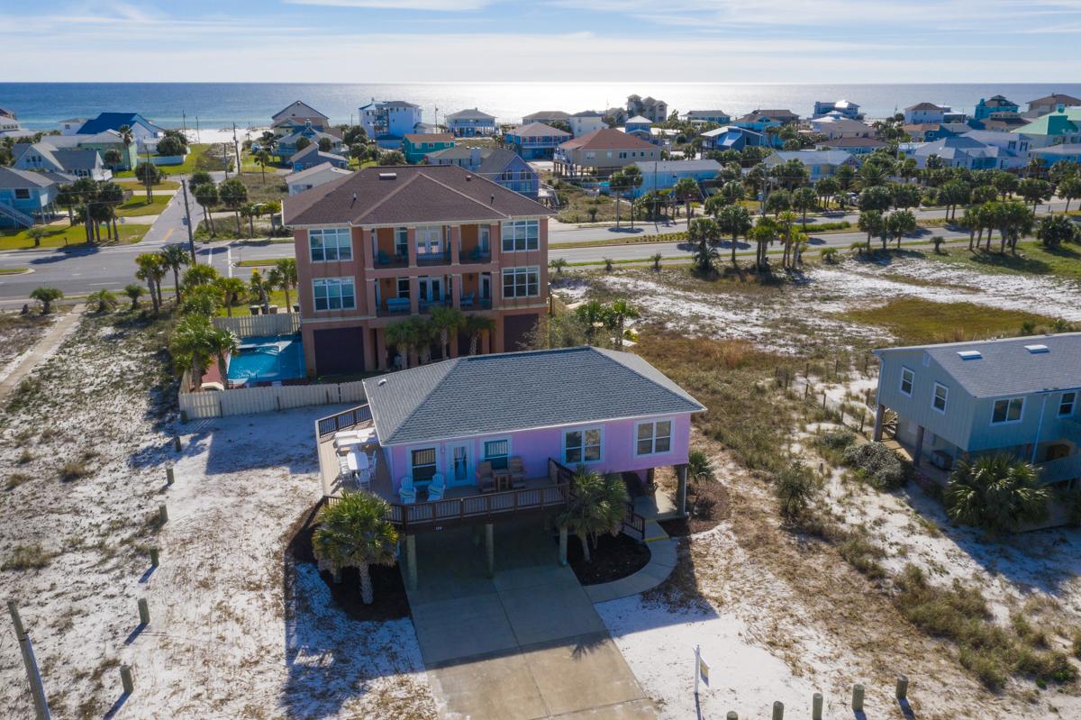 Panferio 1214 - Summer Salt House/Cottage rental in Pensacola Beach House Rentals in Pensacola Beach Florida - #65
