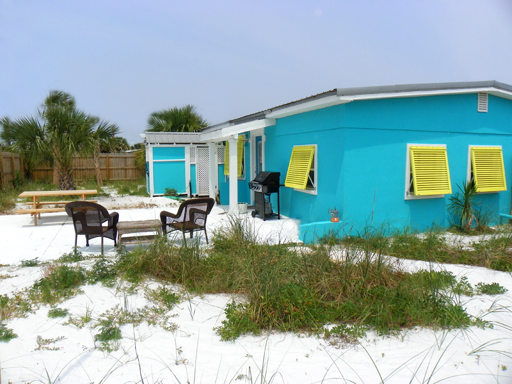 Panferio 326 - The Barefoot Bungalow House / Cottage rental in Pensacola Beach House Rentals in Pensacola Beach Florida - #21