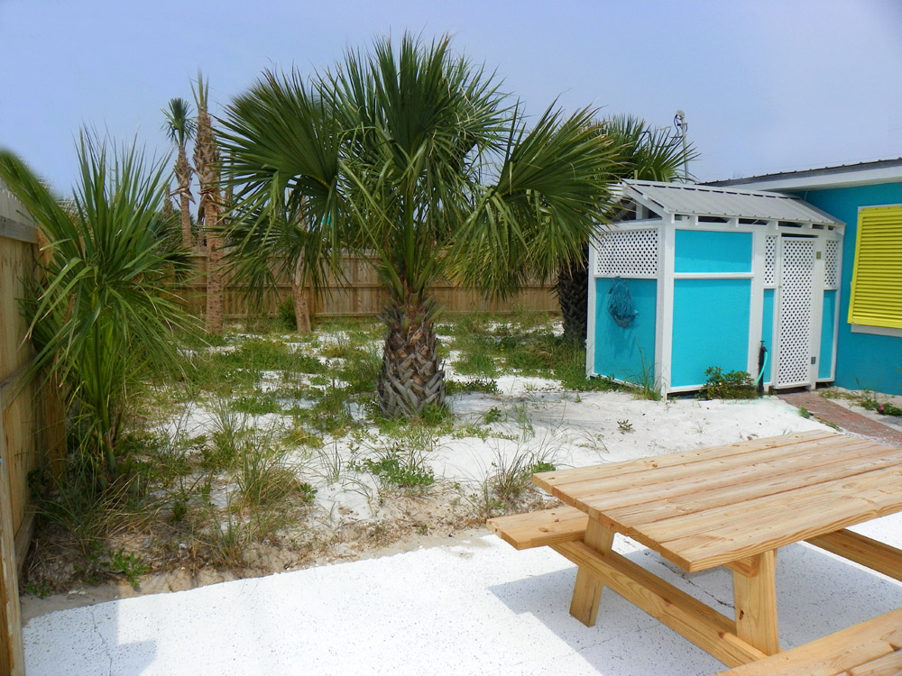 Panferio 326 - The Barefoot Bungalow House / Cottage rental in Pensacola Beach House Rentals in Pensacola Beach Florida - #22