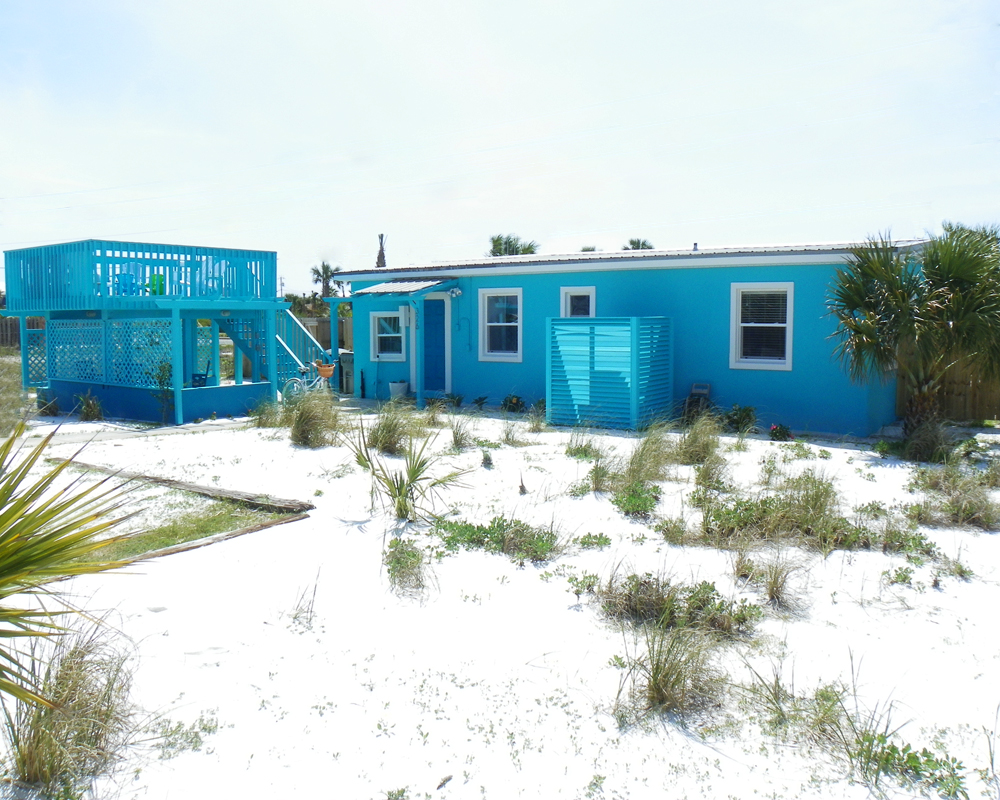 Panferio 326 - The Barefoot Bungalow House / Cottage rental in Pensacola Beach House Rentals in Pensacola Beach Florida - #27