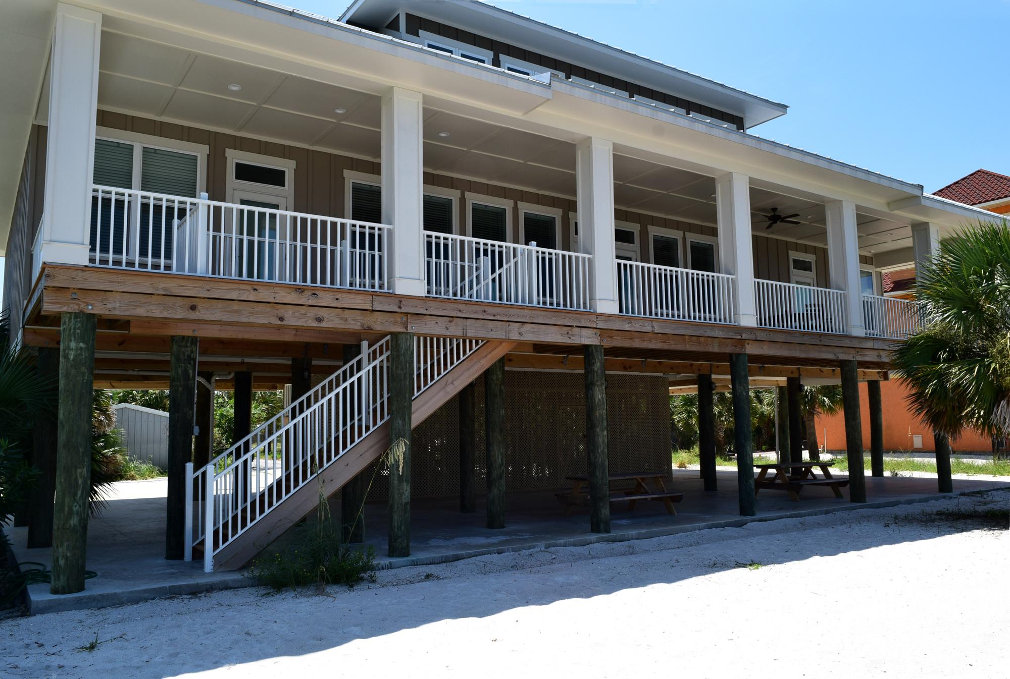 Panferio 337 House/Cottage rental in Pensacola Beach House Rentals in Pensacola Beach Florida - #1