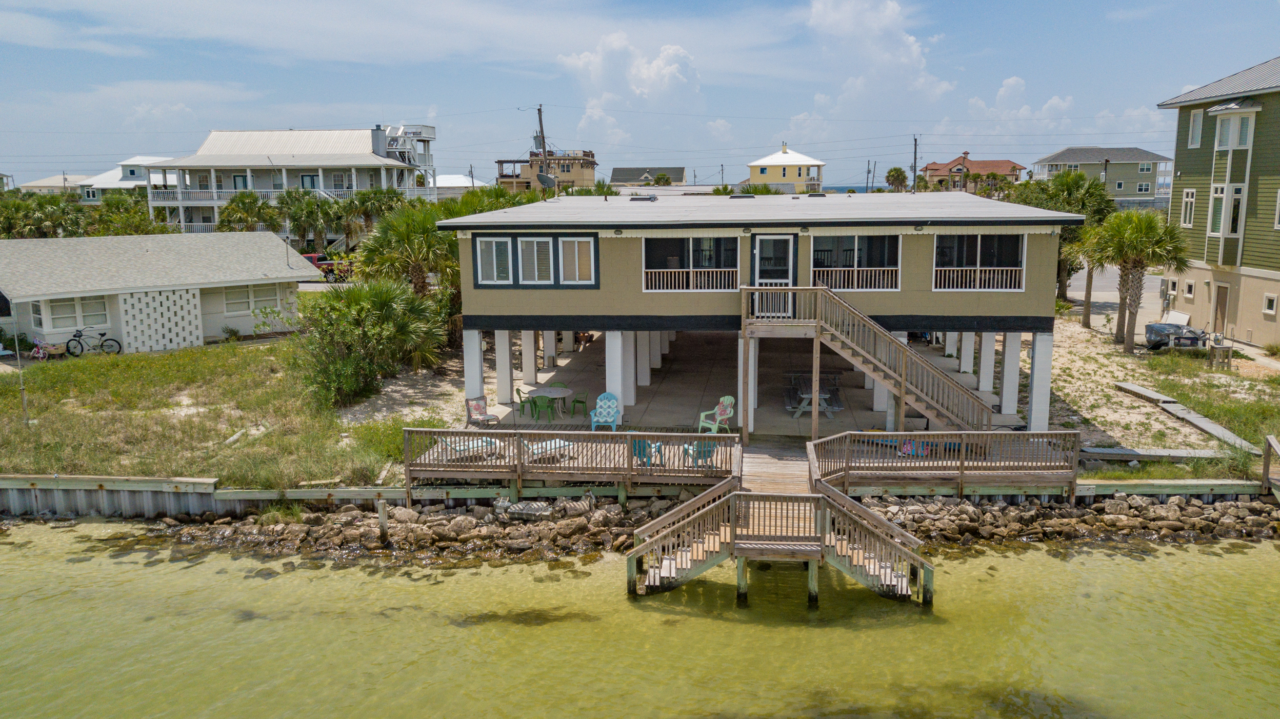 Panferio 601 House/Cottage rental in Pensacola Beach House Rentals in Pensacola Beach Florida - #1