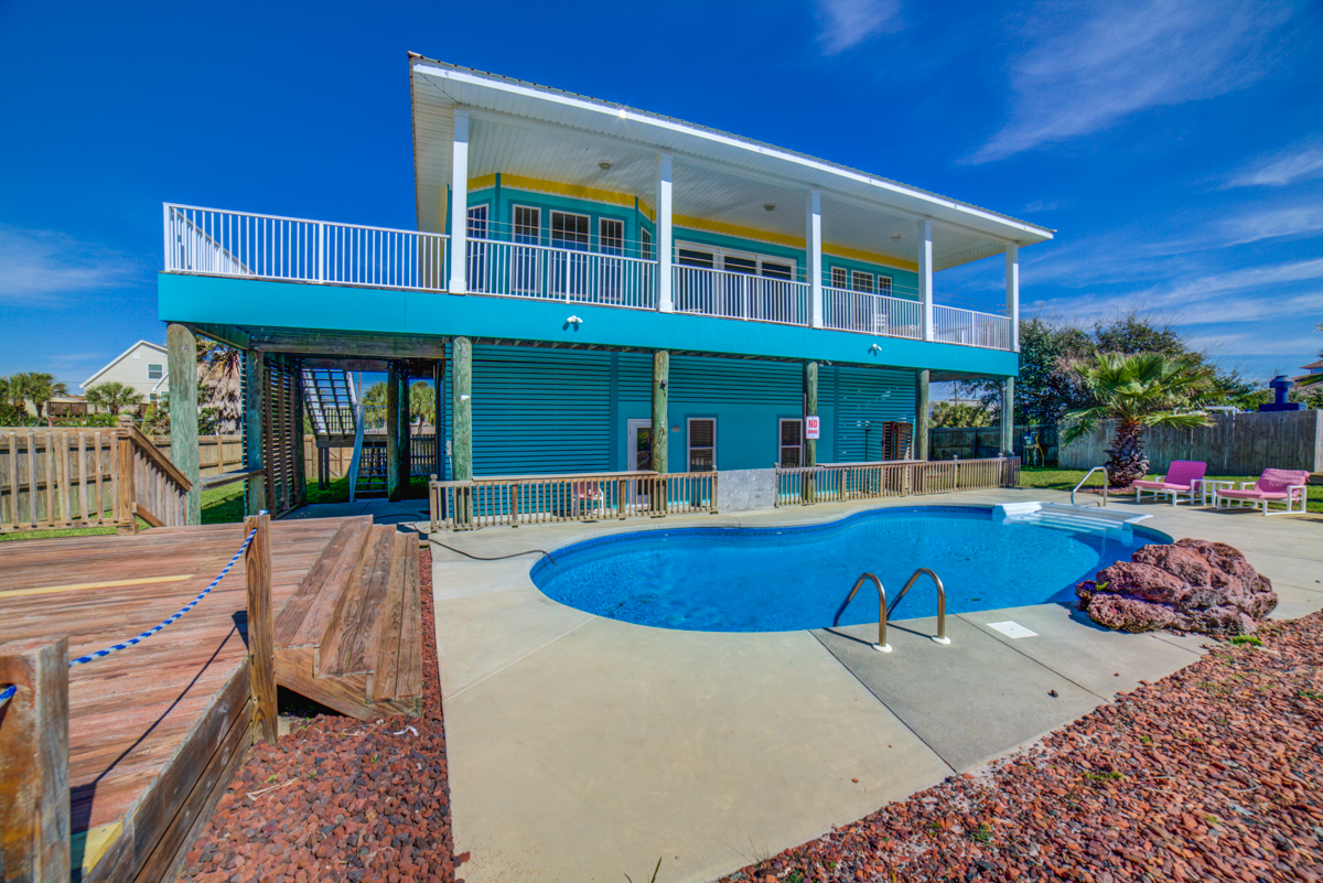 Panferio 906 - Blue Marlin House / Cottage rental in Pensacola Beach House Rentals in Pensacola Beach Florida - #42