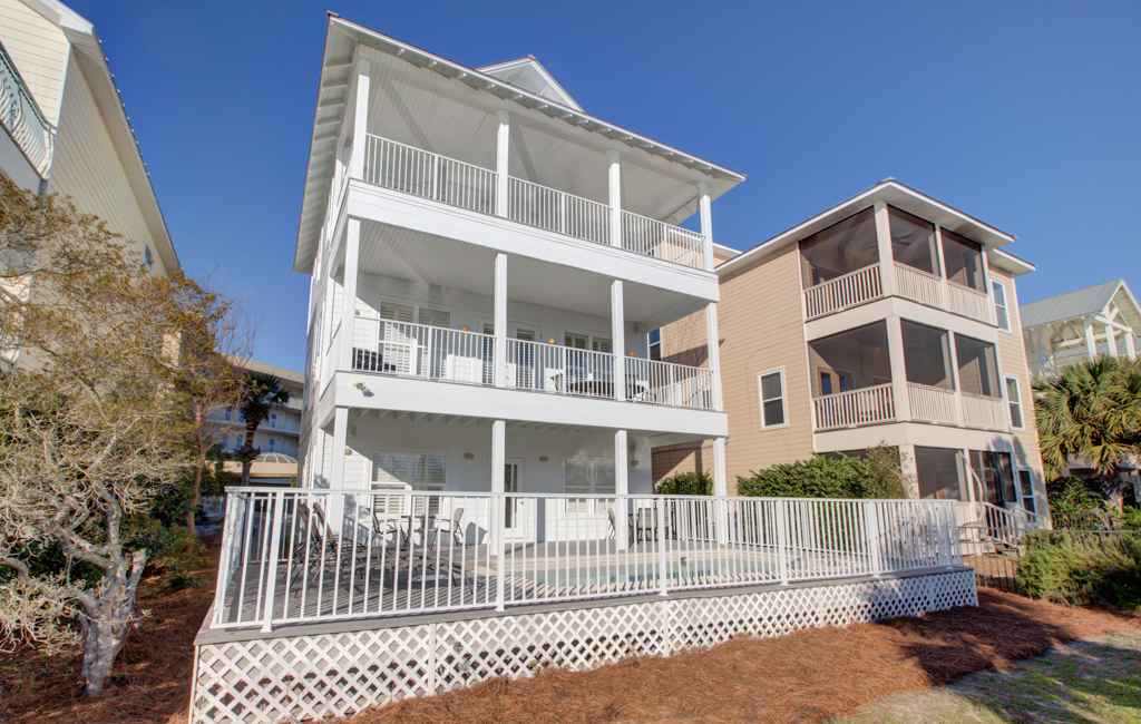 Paradise Villa House/Cottage rental in Destin Beach House Rentals in Destin Florida - #2