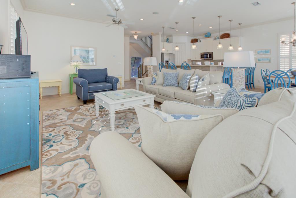 Paradise Villa House/Cottage rental in Destin Beach House Rentals in Destin Florida - #3