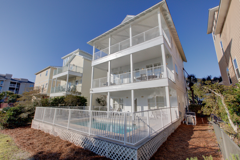 Paradise Villa House/Cottage rental in Destin Beach House Rentals in Destin Florida - #31