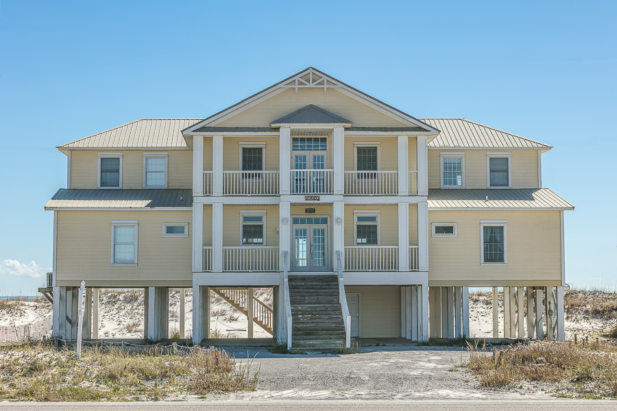 Paradox House / Cottage rental in Gulf Shores House Rentals in Gulf Shores Alabama - #1