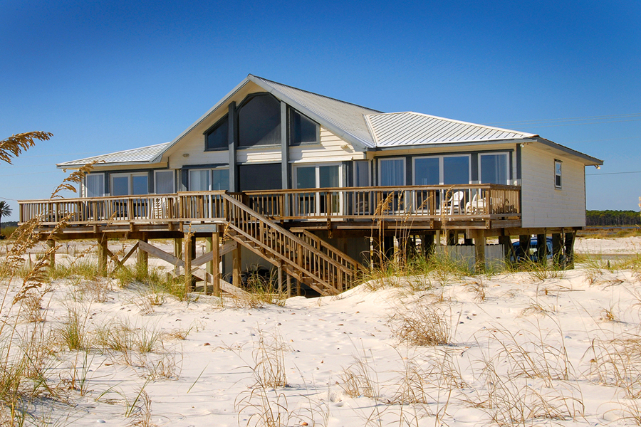 Patty House House/Cottage rental in Gulf Shores House Rentals in Gulf Shores Alabama - #1