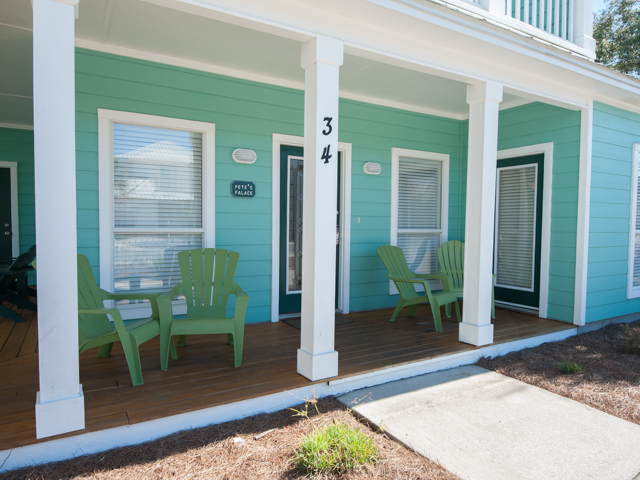 Pete's Palace Condo rental in Seagrove Beach House Rentals in Highway 30-A Florida - #2