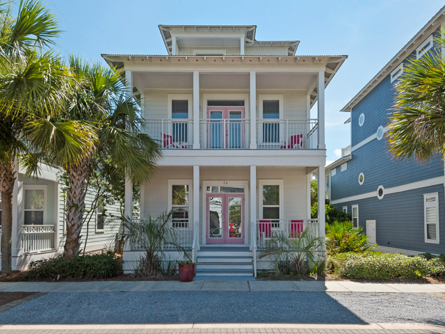 Pink Flamingo House/Cottage rental in Seacrest Beach House Rentals in Highway 30-A Florida - #1