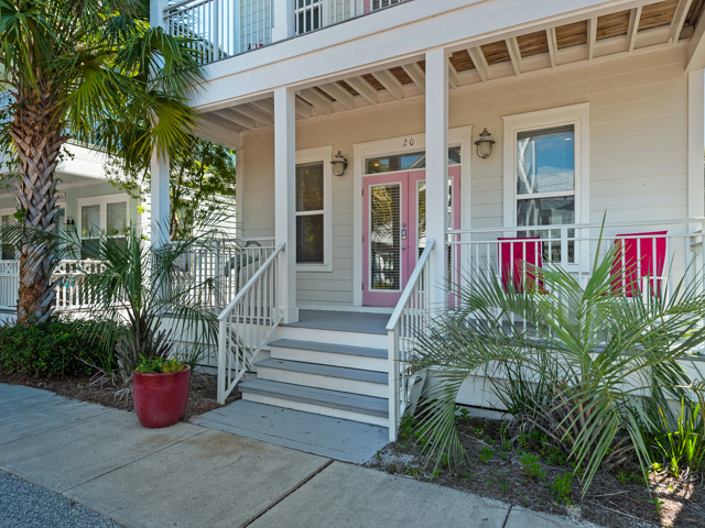 Pink Flamingo House/Cottage rental in Seacrest Beach House Rentals in Highway 30-A Florida - #3