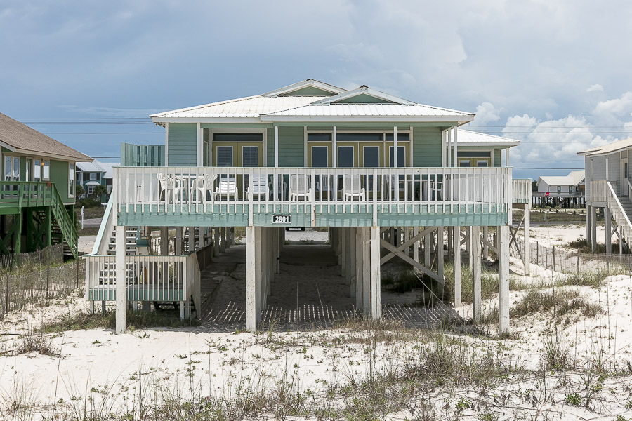 Rally Point House / Cottage rental in Gulf Shores House Rentals in Gulf Shores Alabama - #1