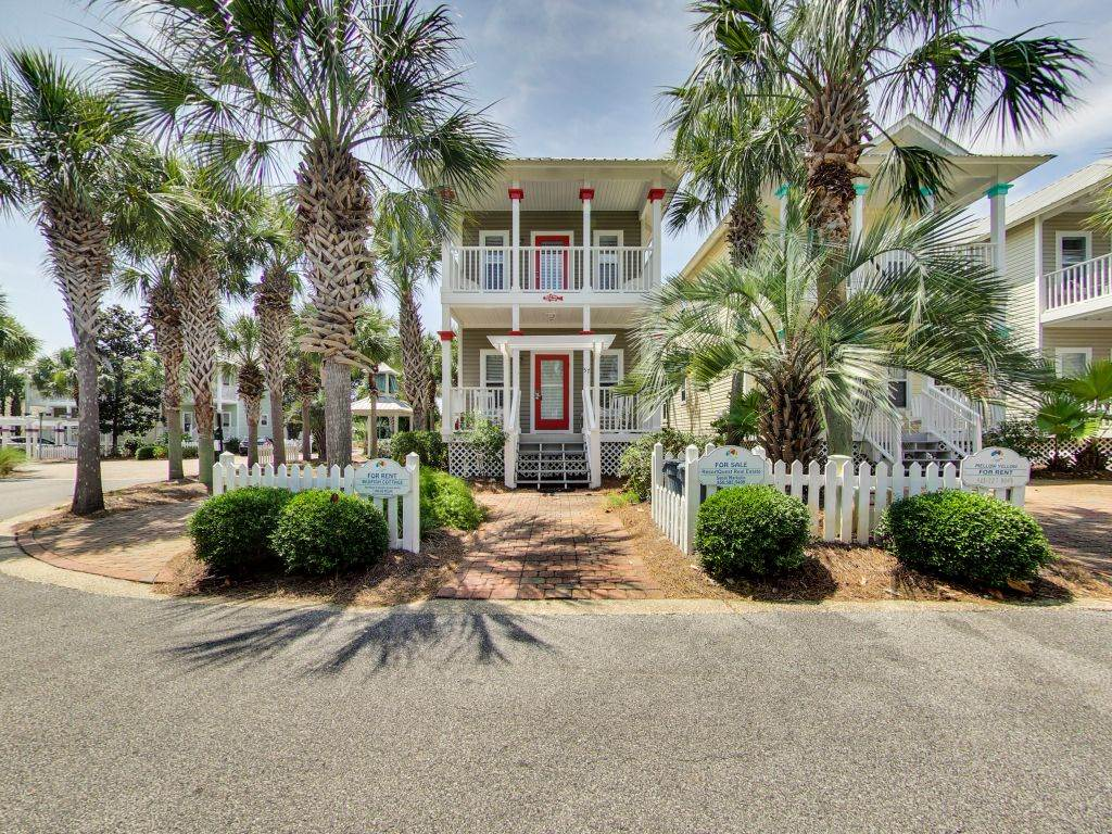 Redfish Cottage House/Cottage rental in Santa Rosa Beach House Rentals in Highway 30-A Florida - #1