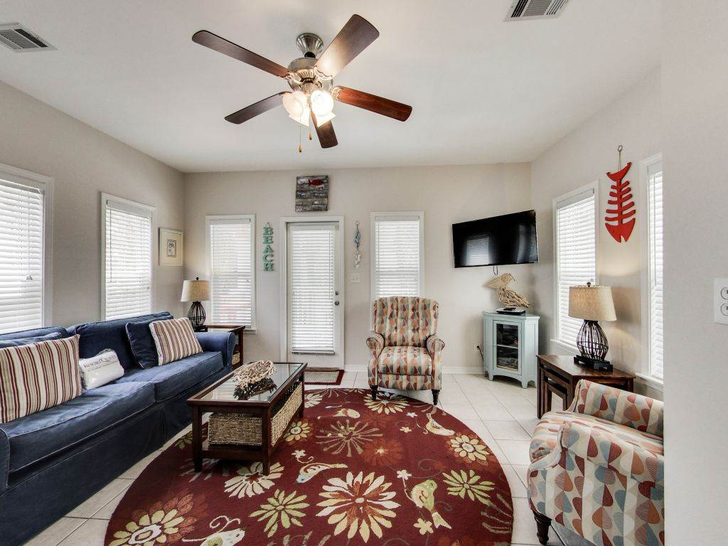 Redfish Cottage House/Cottage rental in Santa Rosa Beach House Rentals in Highway 30-A Florida - #4