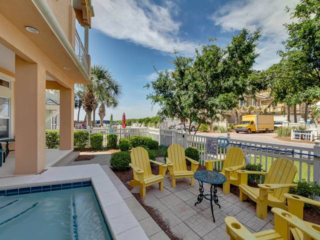 Refuge Condo rental in Seagrove Beach House Rentals in Highway 30-A Florida - #20
