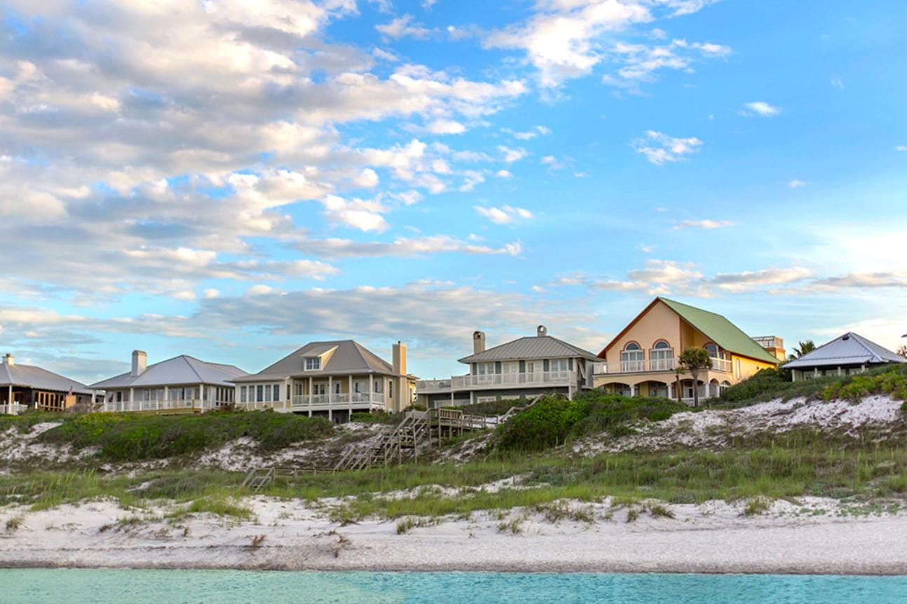 Seagrove Beachfront Homes
