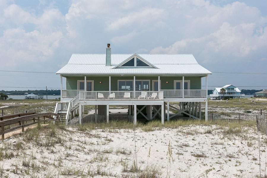 Rolling Tide II House/Cottage rental in Gulf Shores House Rentals in Gulf Shores Alabama - #1
