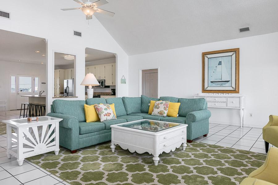 Rolling Tide II House/Cottage rental in Gulf Shores House Rentals in Gulf Shores Alabama - #3