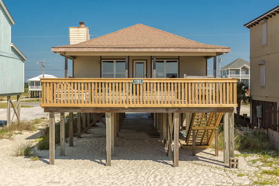 Sabbatical House / Cottage rental in Gulf Shores House Rentals in Gulf Shores Alabama - #1
