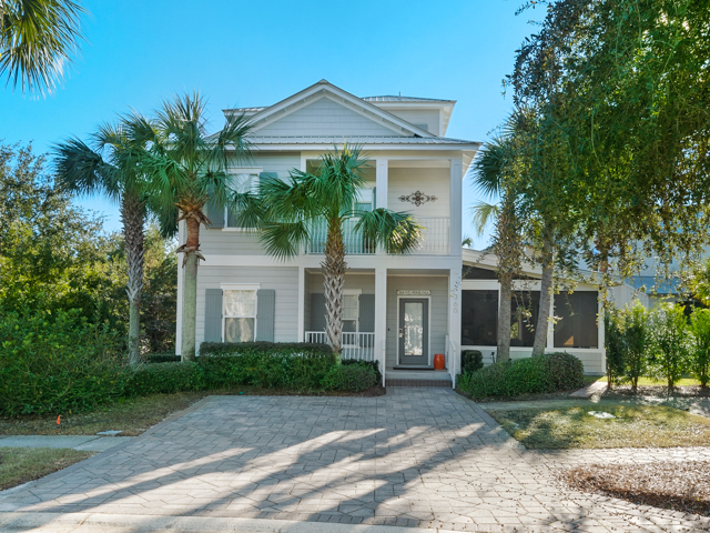 Sand Marino House/Cottage rental in Blue Mountain Beach House Rentals in Highway 30-A Florida - #2