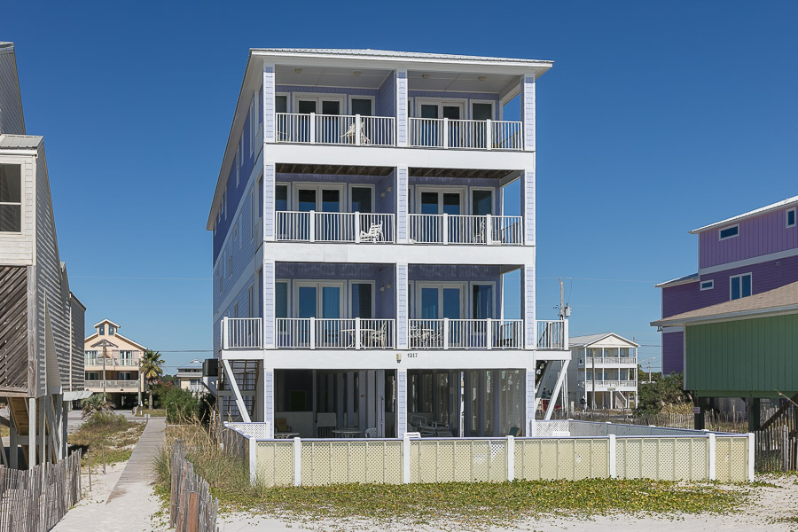 S.E.A. Monster West House / Cottage rental in Gulf Shores House Rentals in Gulf Shores Alabama - #1