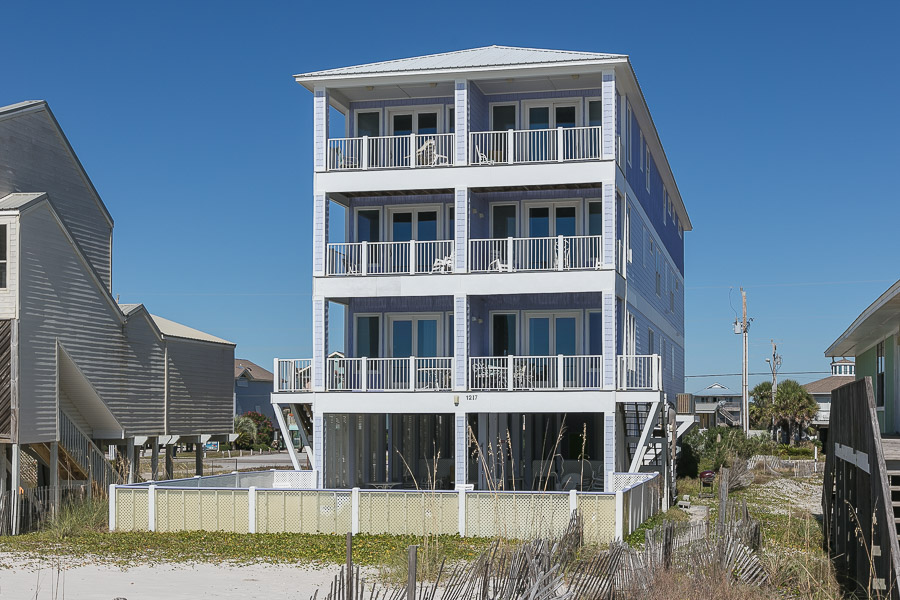 S.E.A. Monster West House / Cottage rental in Gulf Shores House Rentals in Gulf Shores Alabama - #47