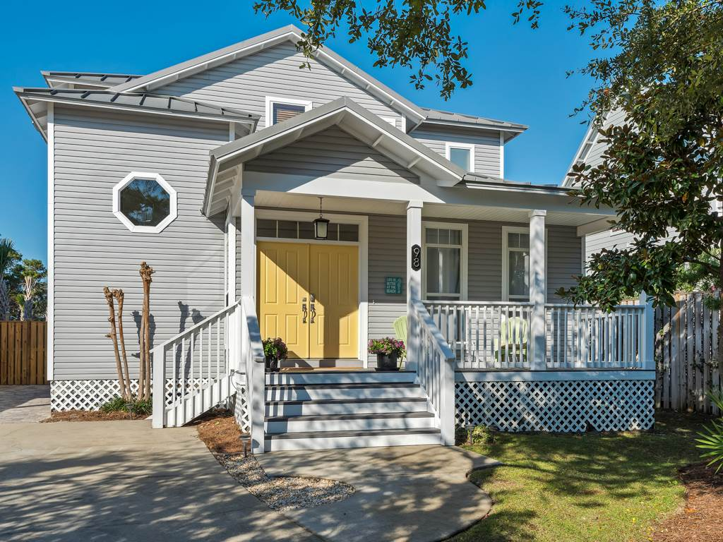 Seas the Day - Crystal Beach Subdivision House / Cottage rental in Destin Beach House Rentals in Destin Florida - #1