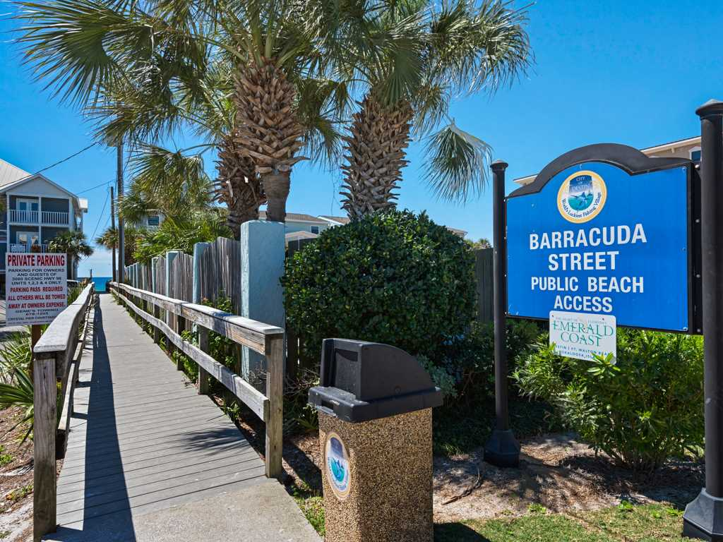 Seas the Day - Crystal Beach Subdivision House / Cottage rental in Destin Beach House Rentals in Destin Florida - #29