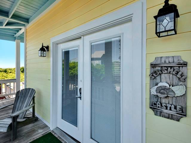 Seashell Castle Condo rental in Seagrove Beach House Rentals in Highway 30-A Florida - #4
