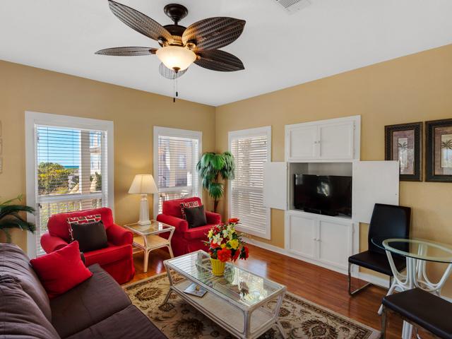 Seashell Castle Condo rental in Seagrove Beach House Rentals in Highway 30-A Florida - #5