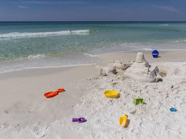 Seashell Castle Condo rental in Seagrove Beach House Rentals in Highway 30-A Florida - #35
