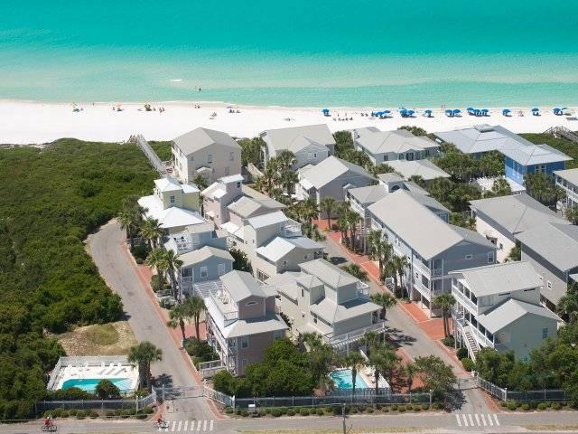Seashell Castle Condo rental in Seagrove Beach House Rentals in Highway 30-A Florida - #38