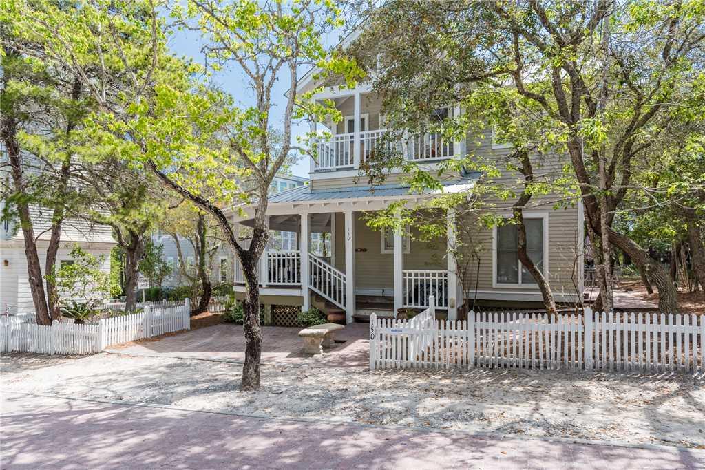 Seaside Marisol 150 Tupelo Street House/Cottage rental in Santa Rosa Beach House Rentals in Highway 30-A Florida - #1
