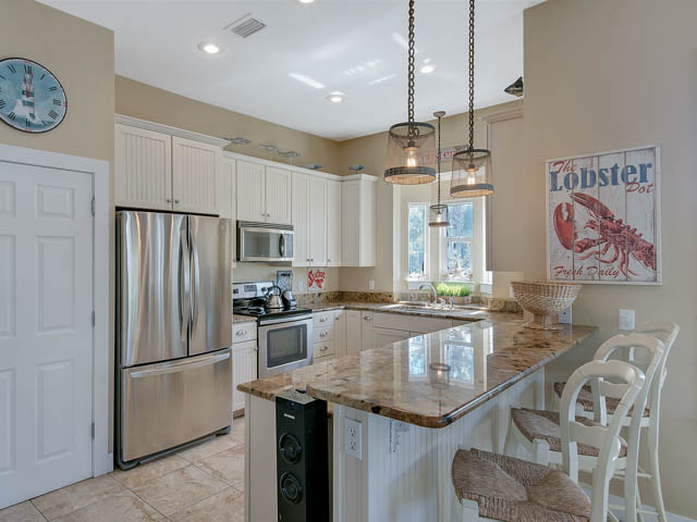 Sublime Condo rental in Seagrove Beach House Rentals in Highway 30-A Florida - #13