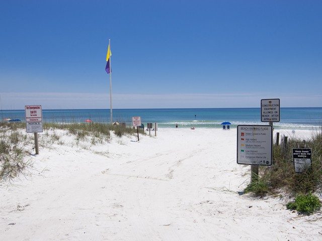 Sublime Condo rental in Seagrove Beach House Rentals in Highway 30-A Florida - #48