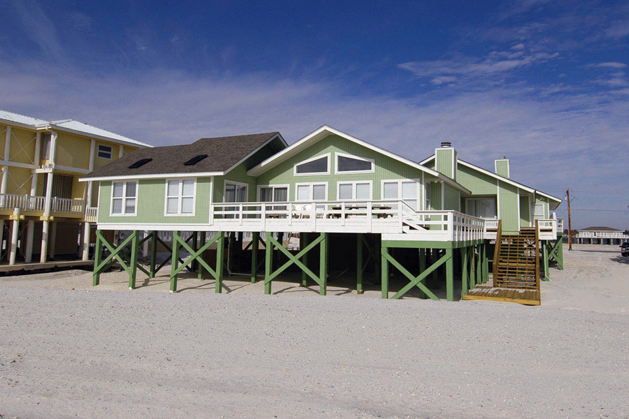 Summertide House / Cottage rental in Gulf Shores House Rentals in Gulf Shores Alabama - #1