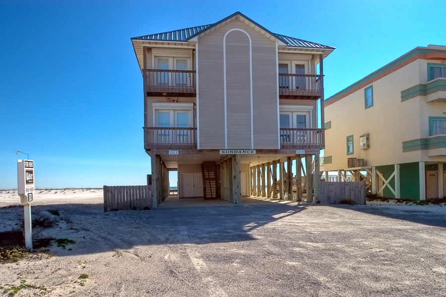 Sundance East House / Cottage rental in Gulf Shores House Rentals in Gulf Shores Alabama - #1