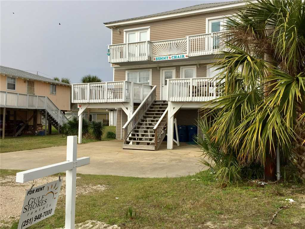 Sunny and Chair W House/Cottage rental in Gulf Shores House Rentals in Gulf Shores Alabama - #19
